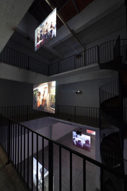 Installation, Transpalette, Bourges 2012
