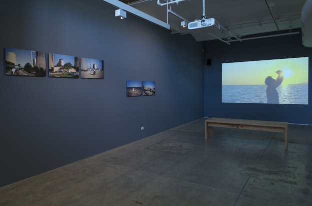 Vue de l'exposition,The Situationist Effect, Taymour Grahne Gallery, New York, 2014